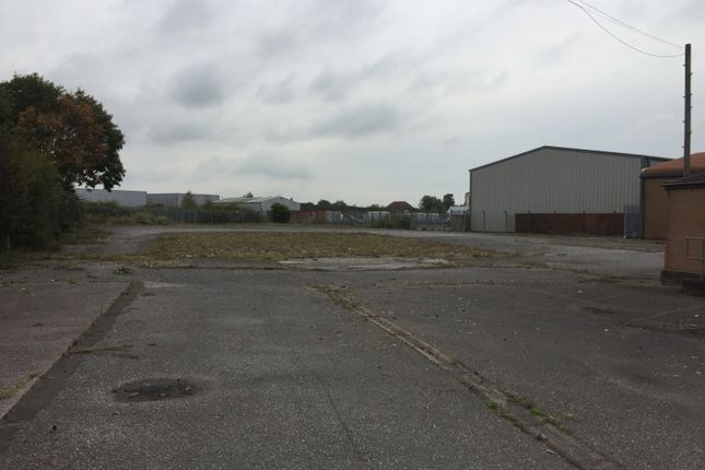 Thumbnail Land to let in Symonds Way, Bridgwater