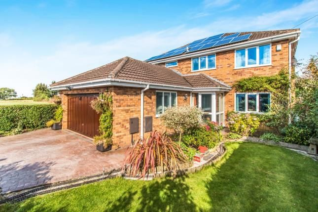 Thumbnail Detached house for sale in Springholm Drive, Appleton, Warrington, Cheshire