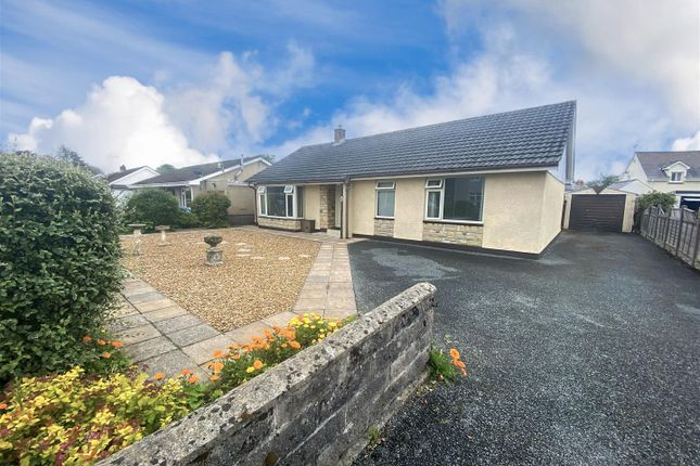 Thumbnail Detached bungalow for sale in Charles Road, Pembroke