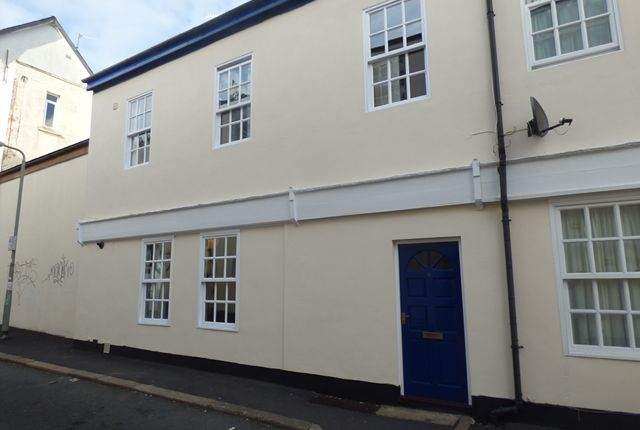 Thumbnail Cottage to rent in King Street, Exeter