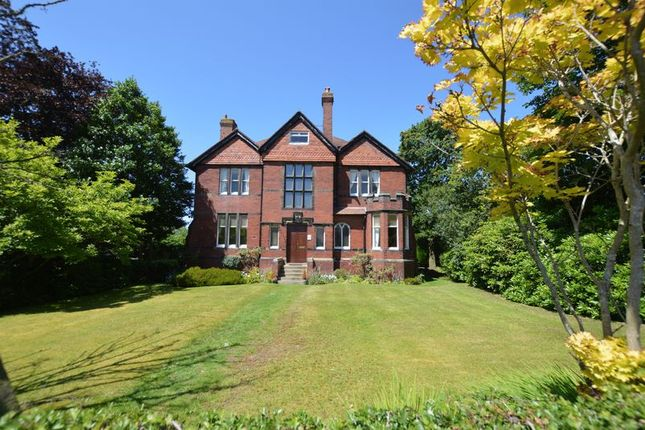 Thumbnail Detached house for sale in 74 The Common, Parbold