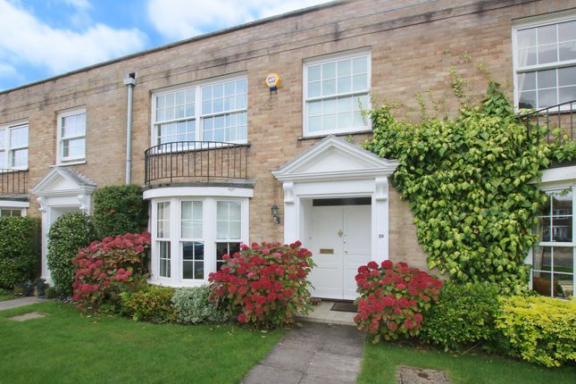 Thumbnail Terraced house for sale in Courtenay Place, Lymington, Hampshire