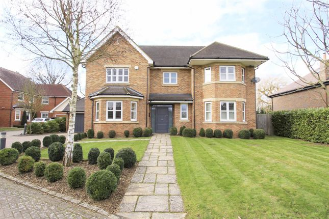 Thumbnail Detached house for sale in Highfield Drive, Ickenham
