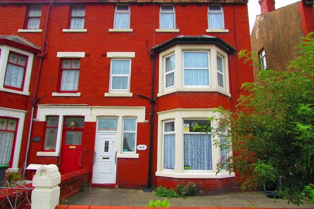 Thumbnail Property to rent in Central Drive, Blackpool, Lancashire