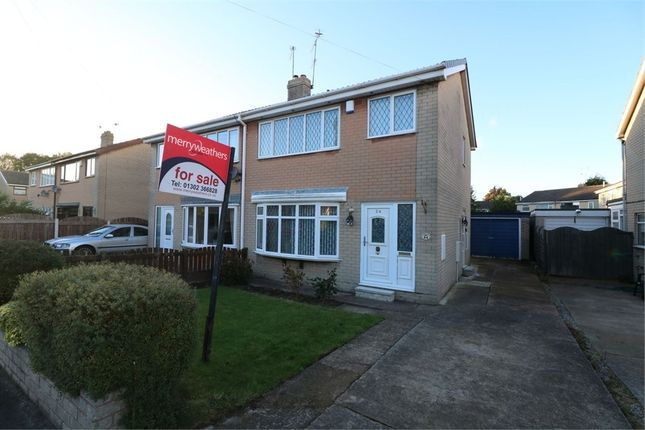 Thumbnail Semi-detached house for sale in Shelley Grove, Sprotbrough, Doncaster, South Yorkshire
