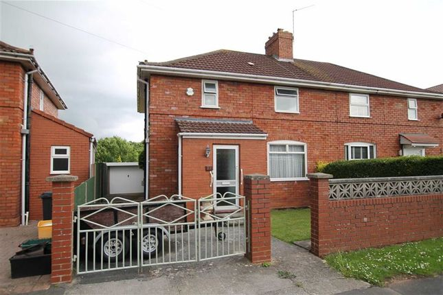 Thumbnail Semi-detached house for sale in The Crescent, Sea Mills, Bristol