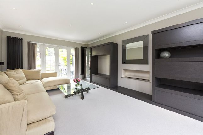 Family Room of Pine Walk, Cobham, Surrey KT11
