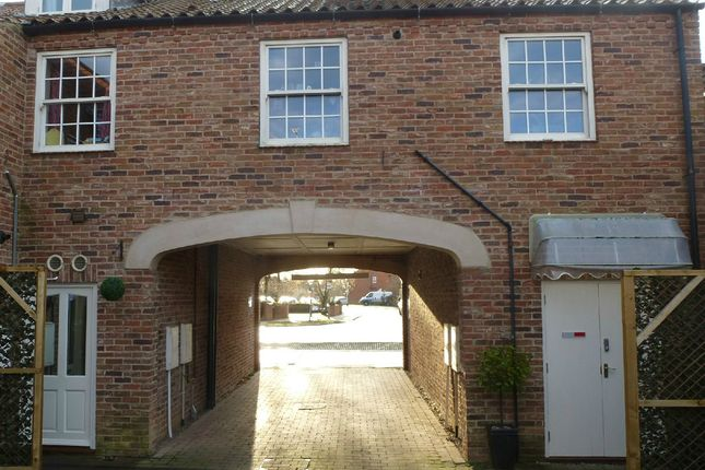 Thumbnail Flat to rent in Hebdon Court, Easingwold, York