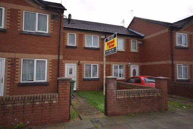 2 bed town house for sale in Brighton Street, Wallasey, Wirral CH44