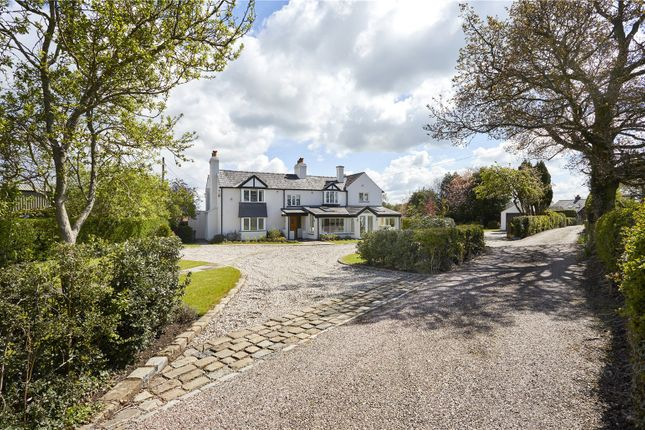 Thumbnail Detached house for sale in Moss Lane, Mobberley, Knutsford