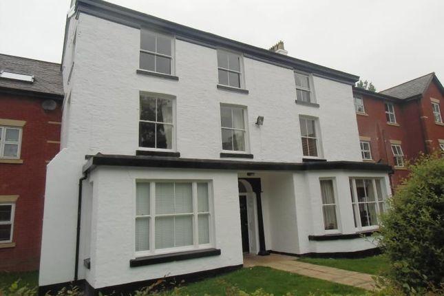 Thumbnail Flat to rent in Wharton Road, Winsford