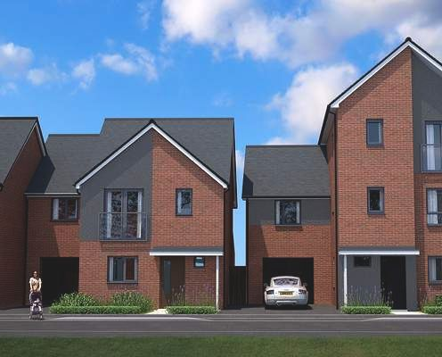 Thumbnail Semi-detached house for sale in Springhead Road, Northfleet, Kent