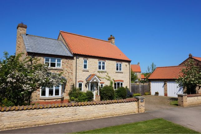 Thumbnail Detached house for sale in Fir Tree Lane, Sudbrook, Grantham