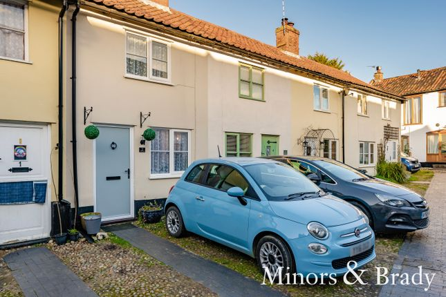 1 bed terraced house for sale in Shipps Close, Harleston IP20