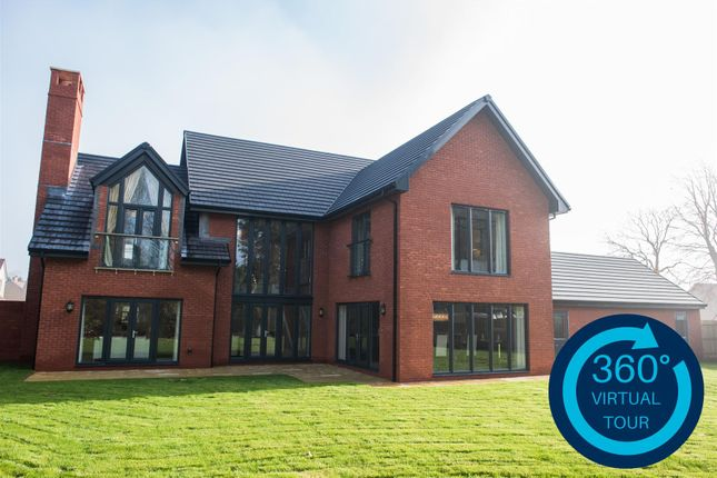 Thumbnail Detached house for sale in Great Woodcote Park, Off Topsham Road, Exeter