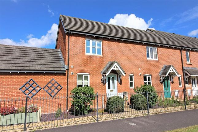 Terraced house to rent in Canal Way, Ilminster