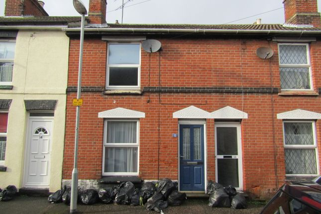 Thumbnail Terraced house to rent in Hordle Street, Dovercourt, Harwich