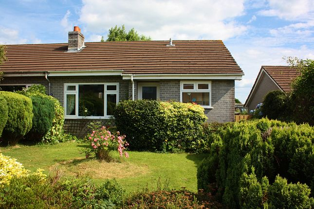 Thumbnail Bungalow to rent in Tor View, Tregadillett