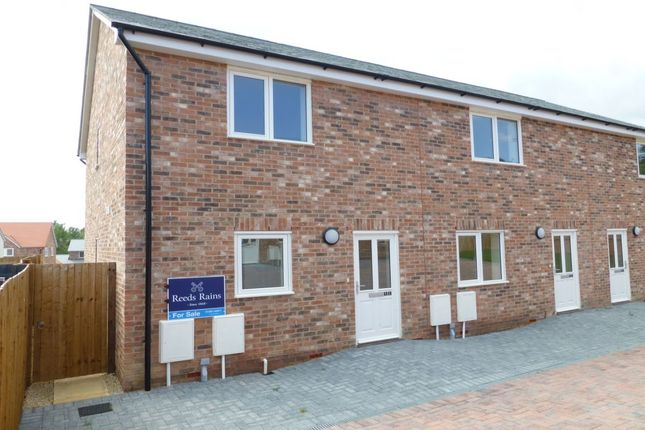 Thumbnail Terraced house for sale in King Edward View, South Littleton, Evesham
