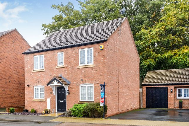 Thumbnail Detached house for sale in Stewards Field Drive, Birmingham