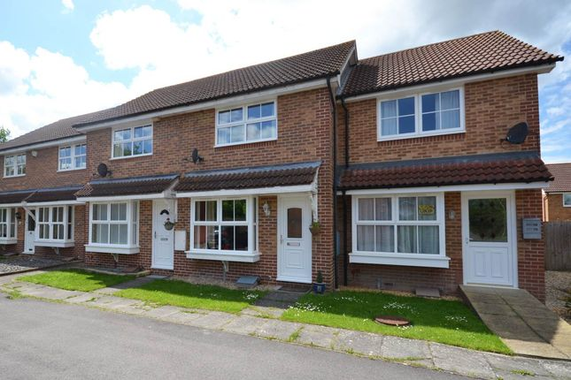 Thumbnail Terraced house to rent in Usk Way, Didcot, Oxfordshire