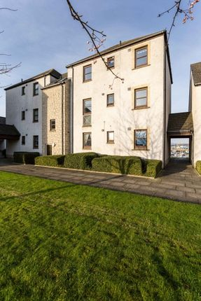 Thumbnail Flat for sale in Harbour Road, Tayport