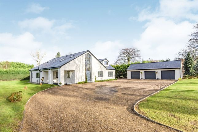 Thumbnail Detached house for sale in Bawtry Road, Tickhill, Doncaster