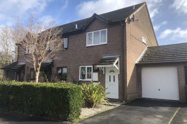 Thumbnail Semi-detached house to rent in Bluebell Close, Locks Heath