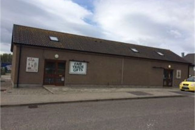 Thumbnail Commercial property for sale in The Meadows, Dornoch