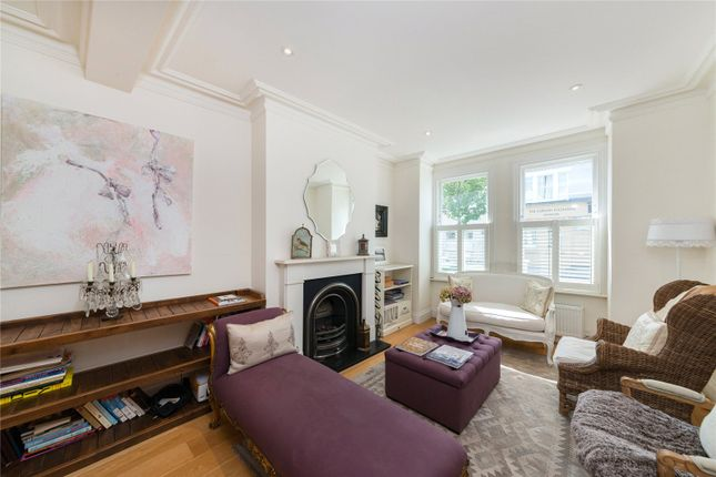 Thumbnail 3 bed terraced house for sale in Stephendale Road, Fulham