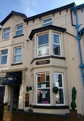 Thumbnail Hotel/guest house for sale in The Ashgill Hotel, 23 Vance Road, Blackpool