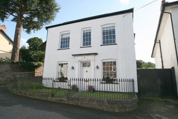 Detached house for sale in Briton Street, Bampton, Tiverton