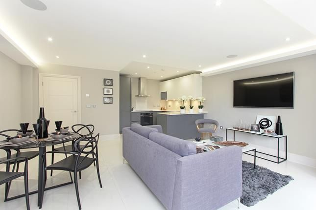 Thumbnail Flat for sale in Zola House, Westow Hill, London