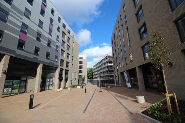 Thumbnail Flat to rent in Bryson Court, Portland Green Student Village, Newcastle Upon Tyne