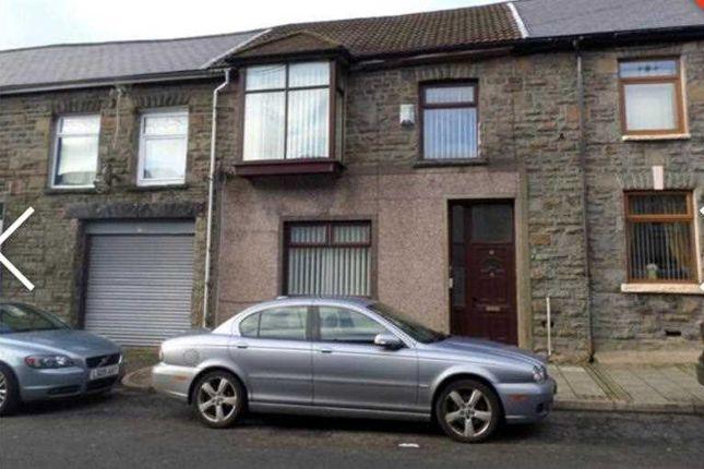 3 bed maisonette to rent in Duffryn Street, Ferndale CF43