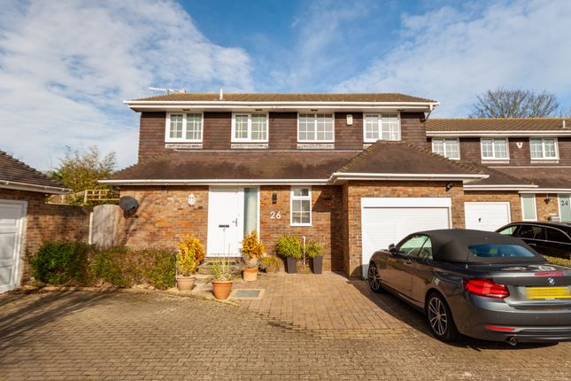 Thumbnail Detached house for sale in Rustic Park, Telscombe Cliffs