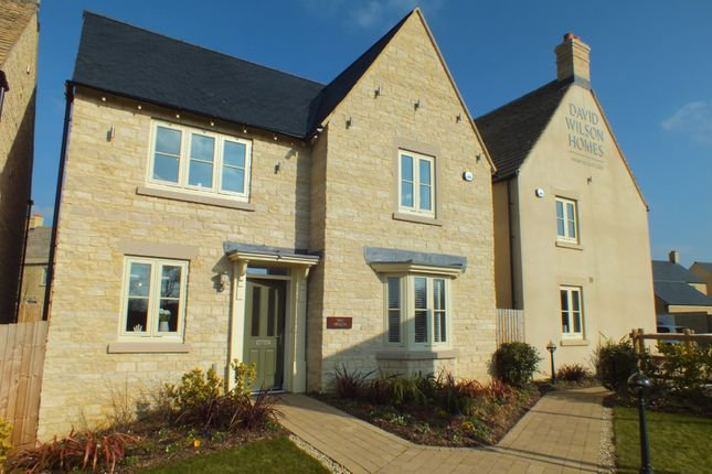 Thumbnail Detached house for sale in Blackberry Walk, London Road, Cirencester