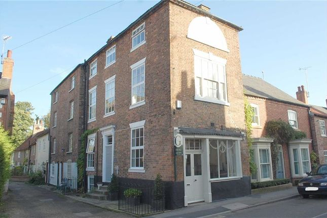 Thumbnail Semi-detached house for sale in Church Street, Southwell, Nottinghamshire