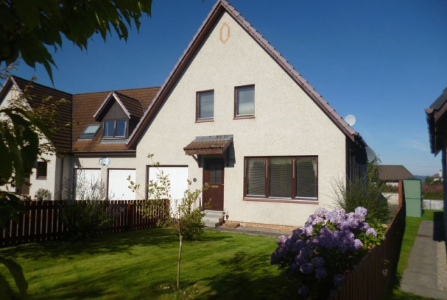 Thumbnail Detached house to rent in Towerhill Drive, Cradlehall, Inverness
