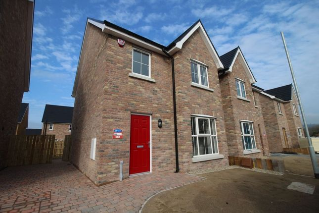 Thumbnail Semi-detached house to rent in Ayrshire View, Lisburn
