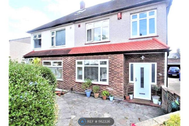 Thumbnail Semi-detached house to rent in Pelham Close, London