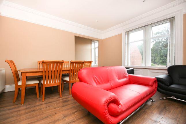 Thumbnail Maisonette to rent in Jesmond Road, Sandyford, Newcastle Upon Tyne