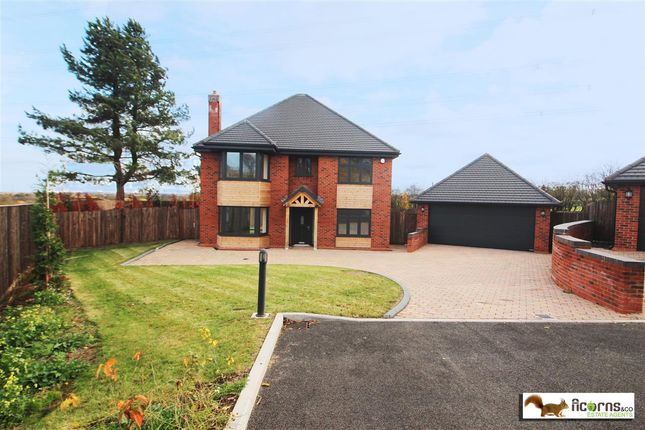 Thumbnail Detached house for sale in Birmingham Road, Aldridge, Walsall