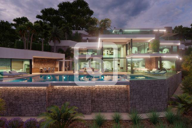 Thumbnail Villa for sale in Moraira, Costa Blanca, 03724, Spain