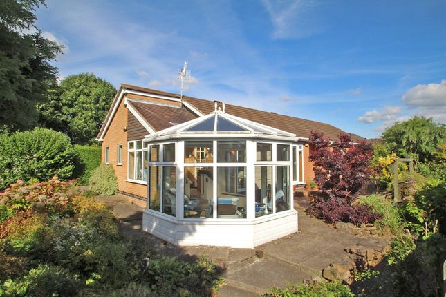 Thumbnail Detached bungalow for sale in Overstrand Close, Arnold, Nottingham