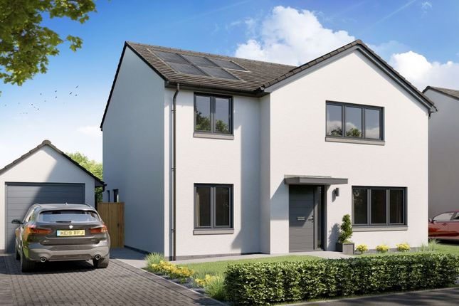 Thumbnail Detached house for sale in Viscount Drive, Dalkeith