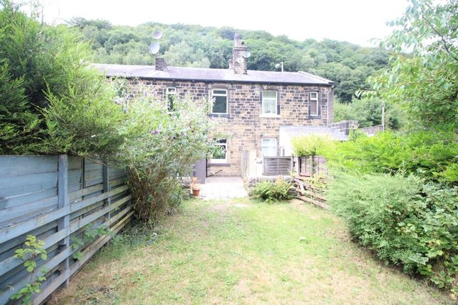 Thumbnail Terraced house for sale in Halifax Road, Todmorden
