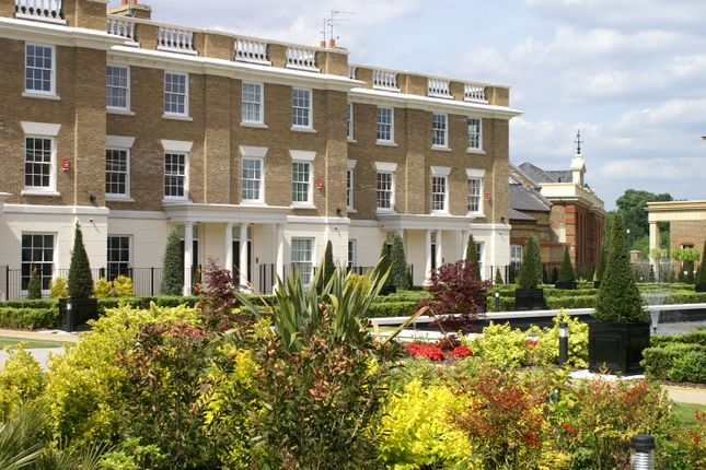Thumbnail Terraced house to rent in Corsellis Square, St. Margarets