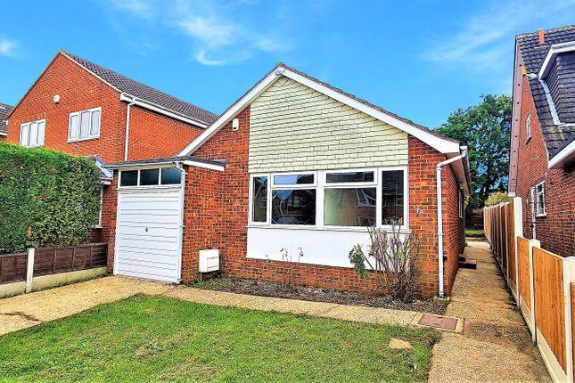 2 bed bungalow to rent in Emanuel Road, Langdon Hills, Essex SS16