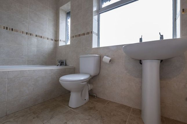 Bathroom of Woodlands, Throckley NE15